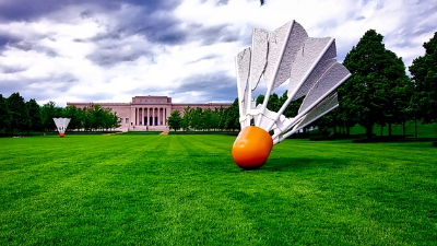 Kansas City Nelson-Atkins Museum