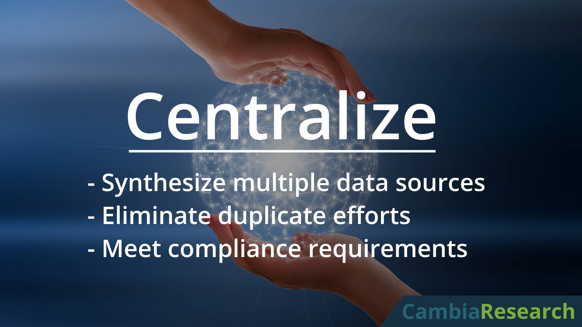 Centralize your systems and reduce redundancy with custom software solutions.